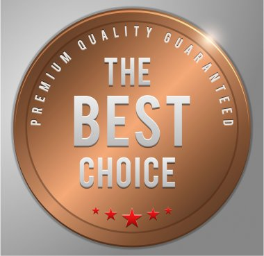 The best choice Bronze badge