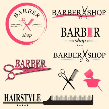 barber logo