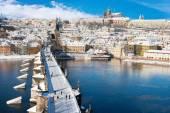 Castello di Praga e Ponte Carlo, Praga (Unesco), Czech republi