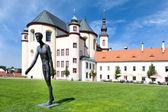 Klášterní zahrady, Litomyšl (Unesco), Česká republika
