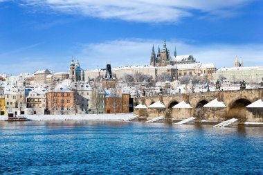 Prague castle and Charles bridge, Prague (UNESCO), Czech republi