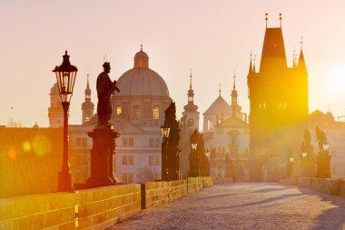Charles bridge, Old Town bridge tower, Prague (UNESCO), Czech republic