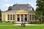 Spa town Frantiskovy lazne, Boemia occidentale, Repubblica Ceca