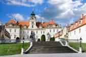 Photo baroque castle Valtice (UNESCO), Czech republic