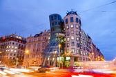 Tančící dům, nové město, Praha, Česká republika