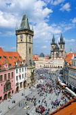 Piazza della città vecchia, Praga (Unesco), Repubblica Ceca