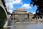 Rinascimento nazionale Teatro dal 1883 (arch. Josef Zitek), Prag
