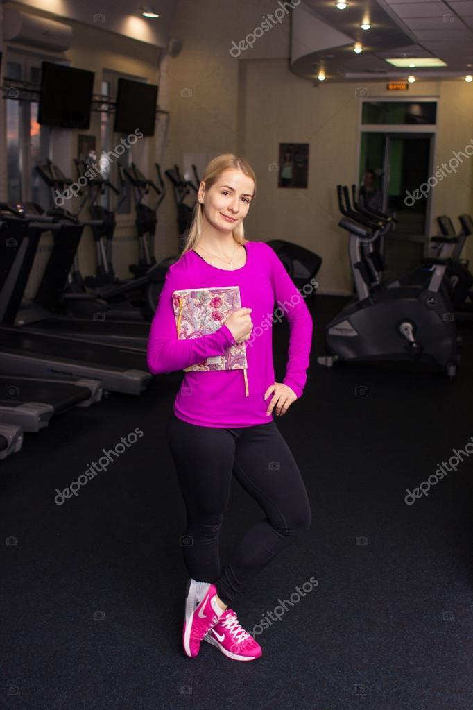 Лиза энн и фитнес