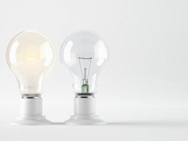 Glass Light bulbs