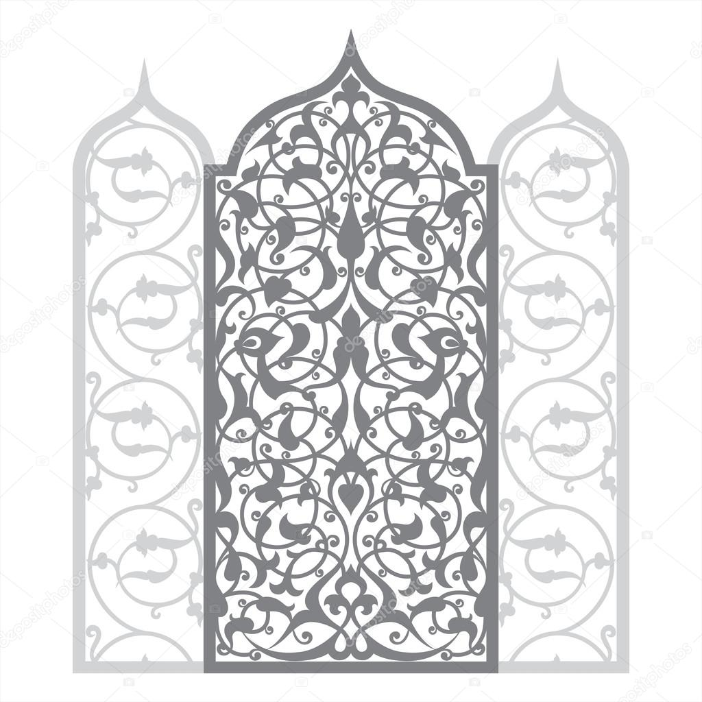 arabian ornament vector illustration stock vector c ataly123 73493125 https depositphotos com 73493125 stock illustration arabian ornament vector illustration html