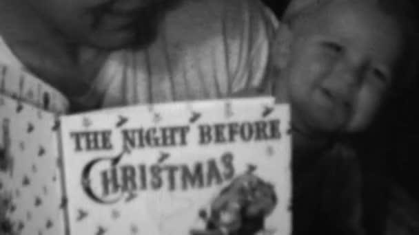 Noc před Vánocemi spaním
