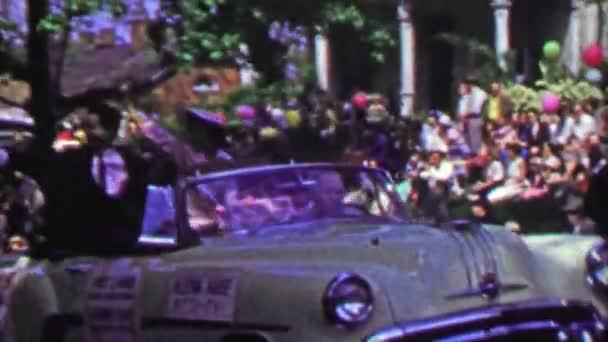 Parade-Auto in den USA