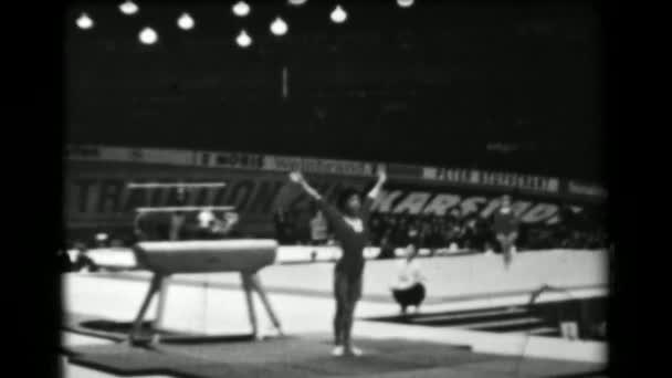 Zinaida Voronina on 16th Artistic Gymnastics World Championships