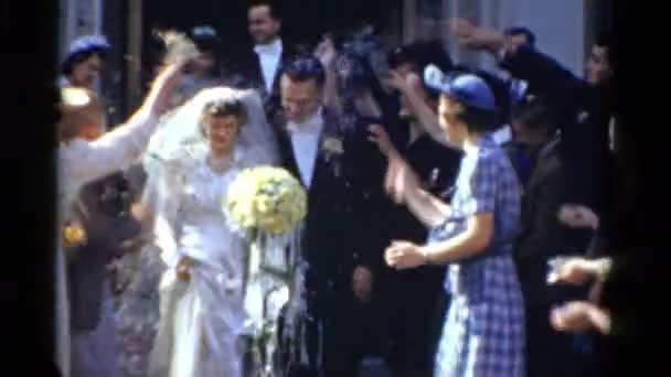 lidé na nezapomenutelný svatební den
