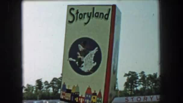 Storyland tematický park vstup přihlásit