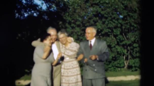 loving family portrait