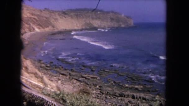 Příroda s krásnou pláž a hory