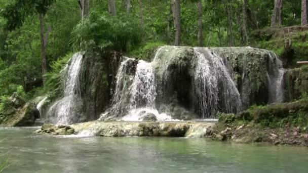Zobrazení rock vodopád