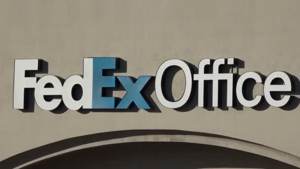 FedEx kancelářská budova exteriér