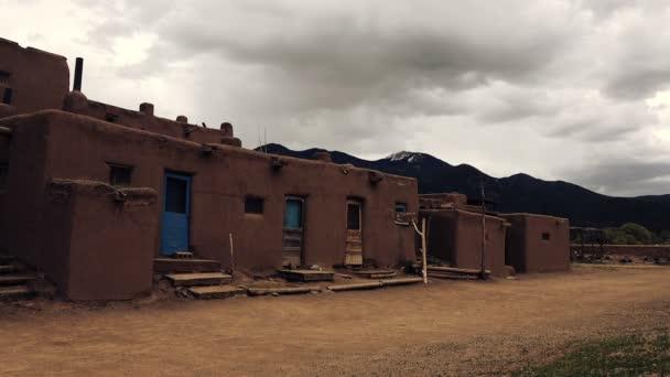 Budova americké Pueblo
