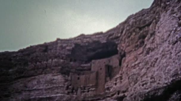 Montezuma vár nemzeti emlékmű szikla lakások a bennszülött amerikai nép