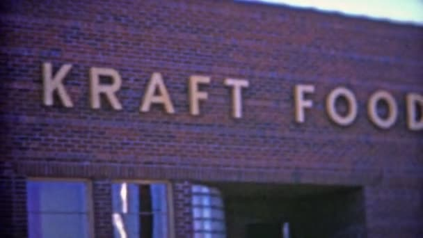 Kraft foods vállalat bejárat