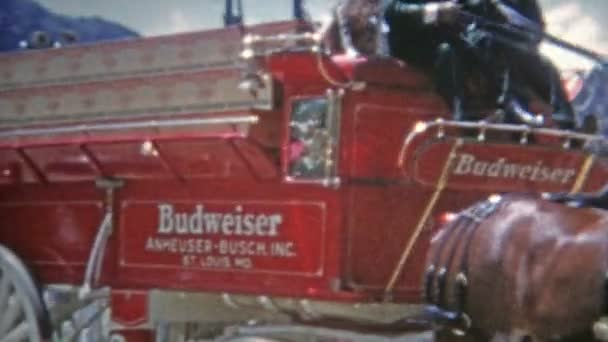 Budweiser truck coming to town
