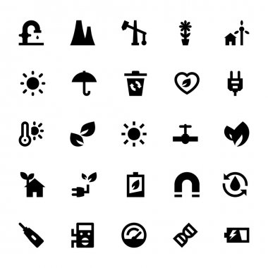 Kick your projects up a notch with this Energy and Power Vector Pack! Use these icons on your website, infographic, blog, social network, and many more graphic! icon