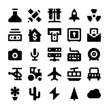 Polit Vector Icons 2