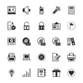 User Interface and Web Colored Vector Icons 2