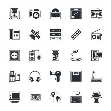 Electronics Vector Icons 4