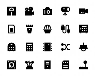 Electronics and Devices Vector Icons 5