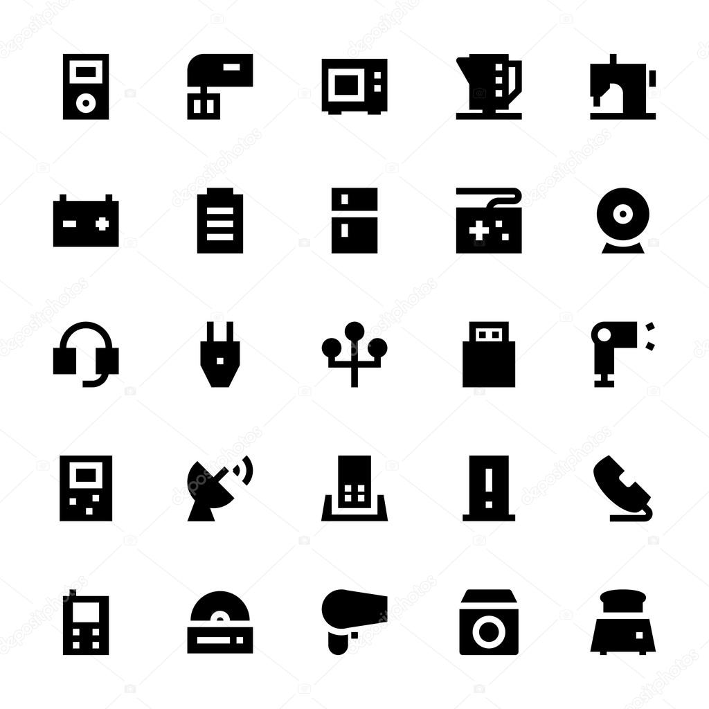 Electronics And Devices Vector Icons 3 Stock Icone Technologies Projects For Dummies This Set Is Absolutely Bursting With Resources That You Will Love To Use Your Next Technology
