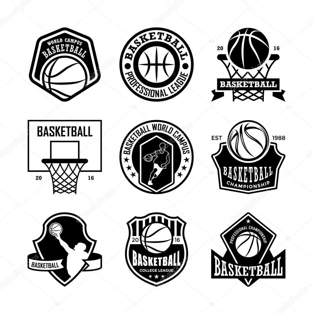 Basketball Vector Icons 3 Stock Vector C Creativestall 113609248