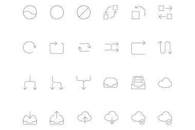 Line icons 5