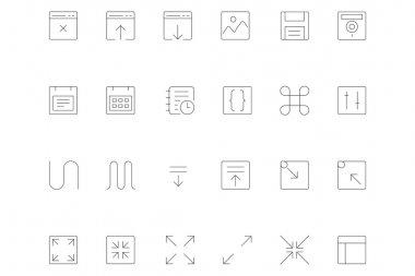 Line icons 2
