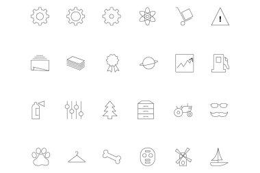 Line icons 12