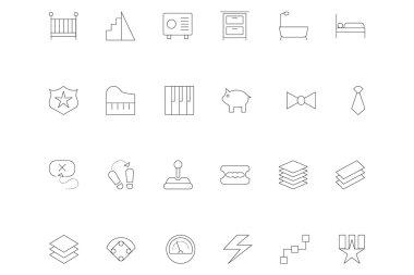 Line icons 16
