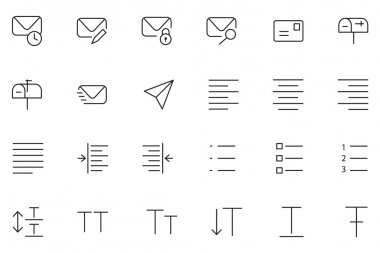 User Interface Icons 11