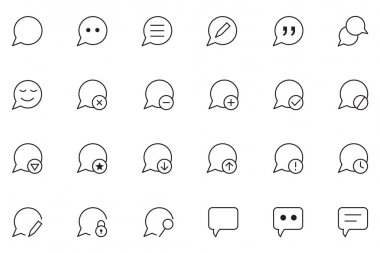 User Interface Icons 12