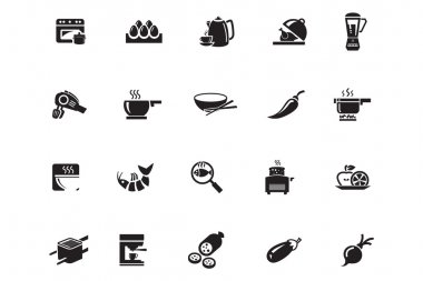 Food Vector Icons 9