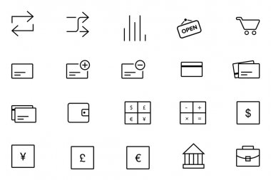 iOS and Android Vector Icons 11