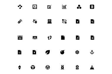 Mini Vector Icons 32