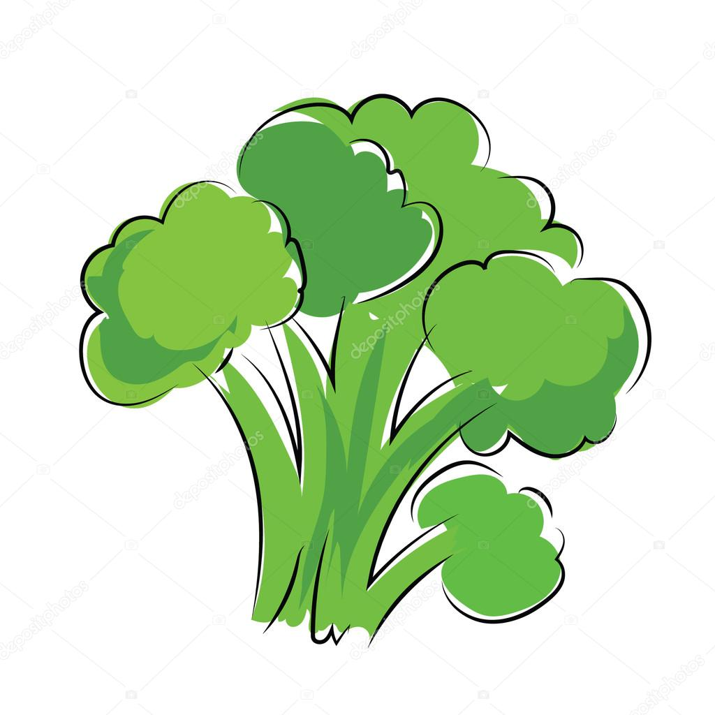 Image result for broccoli icon