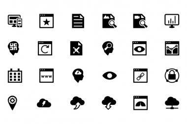 Online Marketing Vector Icons 2