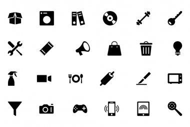 Tools Vector Icons 3