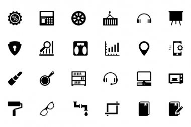 Tools Vector Icons 5