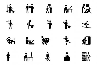 People Vector Icons 5