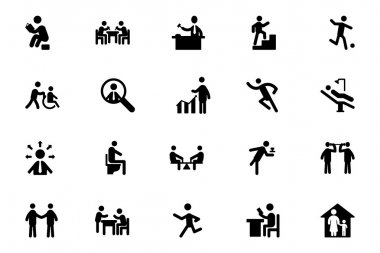 People Vector Icons 4