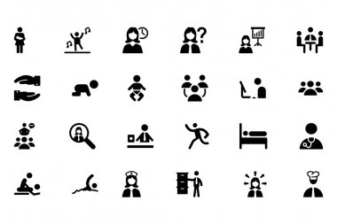 People Vector Icons 3